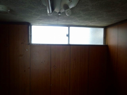 木造の増築部分も1つにします。