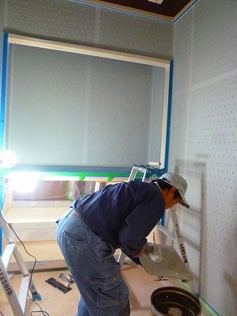 次工程の塗り壁に移ります